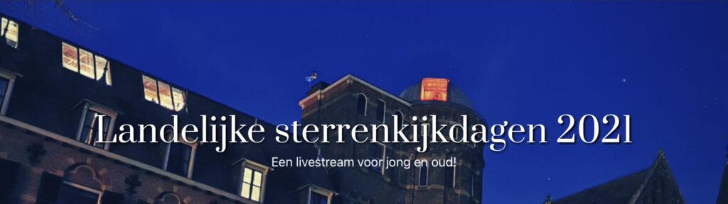 Landelijke sterrenkijkdagen 2021 @ Wagenberg | Noord-Brabant | Nederland