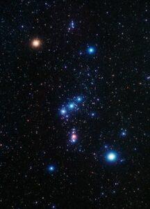 Betelgeuze, de meest nabije rode superreus